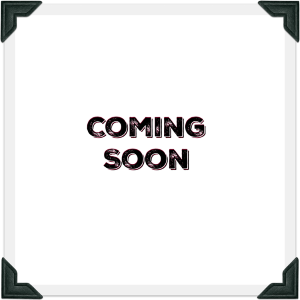 Graphic that says Coming Soon within a picture frame.