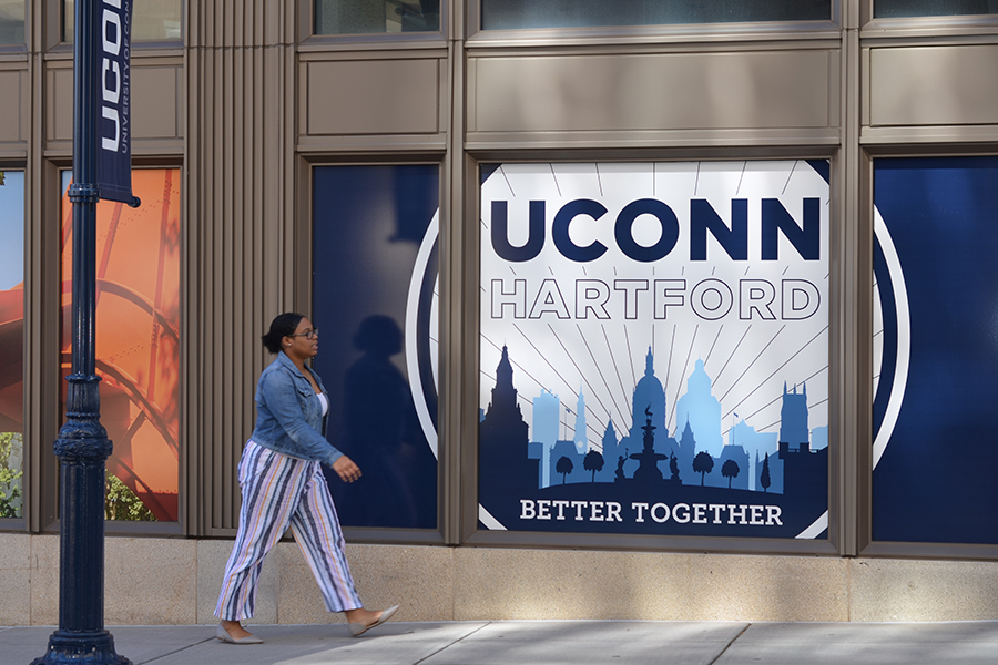 UConn Hartford campus