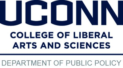 UConn College of Liberal Arts and Sciences Department of Public Policy logo
