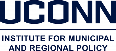 UConn Institute for Municipal and Regional Policy logo
